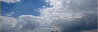 Digoin (S&L) - 239 m - 14h15 loc. : Très nuageux et instable