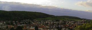 Das Abendwetter aus Bad Bergzabern