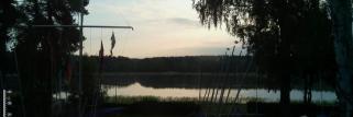 Erlangen, frischer Morgen