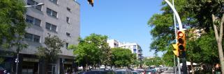 Barcelona centro ciudad a las 15.25 h