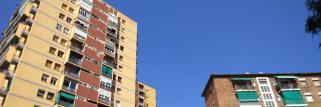 Tiempo en Barcelona. Barrio de Sant Martí. 13 : 13 h