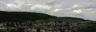 Mittagswetter aus der Südpfalz, bisher nur 3,6 mm Regen