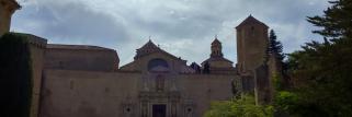 Tiempo en Poblet (Tarragona)