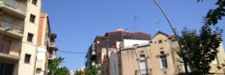 Tiempo en Barcelona. Barrio de Sant Martí.