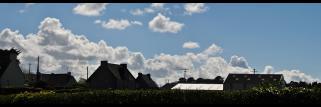 Roscoff (Finistère) à 18h05
