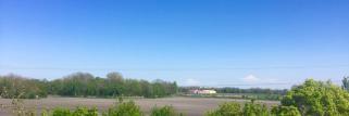 Nachmittagswetter bei München