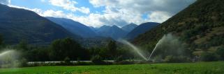 Tiempo en la Vall d'Àneu