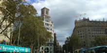 Tiempo en Barcelona (11/10/2016)