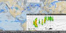 Neue Cross–Sections in Wetterkarten, ab sofort weltweit verfügbar