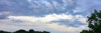 Abendwetter Dachau