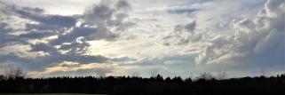 heubergwetter: der vorerst letzte sonnige und warme tag.