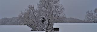 heubergwetter: kühle nacht - schnee am morgen.