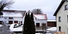 heubergwetter: ab 4 uhr starker schneefall mit stürmischen böen.