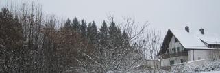 Märzen-Schnee tut den Saaten weh!