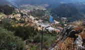 Penacova vista do Monte Castro,ponto mais alto.