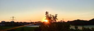 Guten Morgen aus Dachau