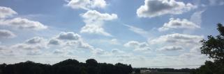 Heiter bis wolkig aber frisch in Dachau