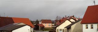 heubergwetter(sw-alb): windig, nass und regnerisch mit etwas sonne.