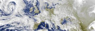 Nuevas imágenes de satélite