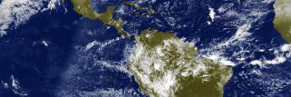صور الأقمار الصناعية لجميع أنحاء العالم