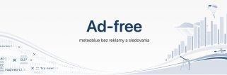 meteoblue Ad-free meteoblue predplatné webovej stránky